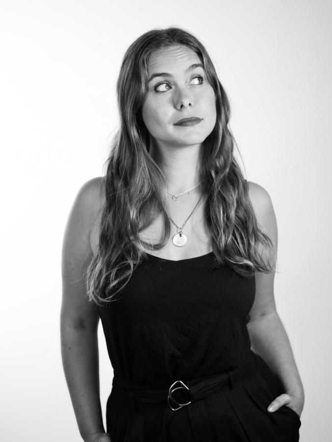 Agnes Török full portrait