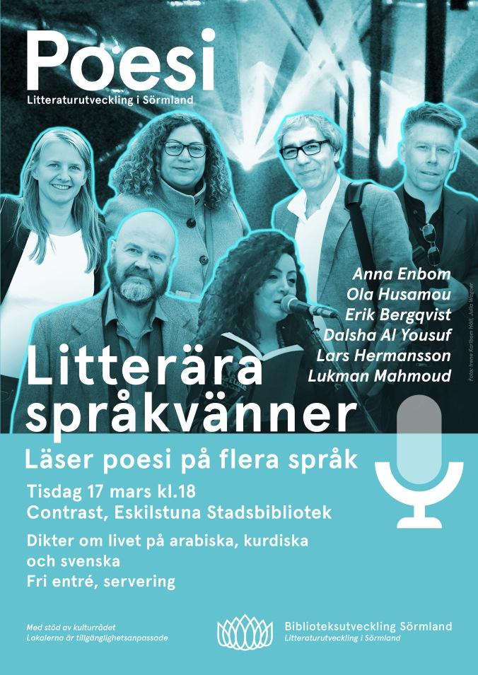 Litterära språkvänner 17 mars-Contrast